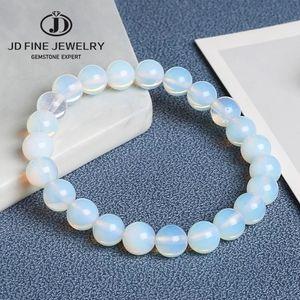Opal Minimalist Natural Stone Beads